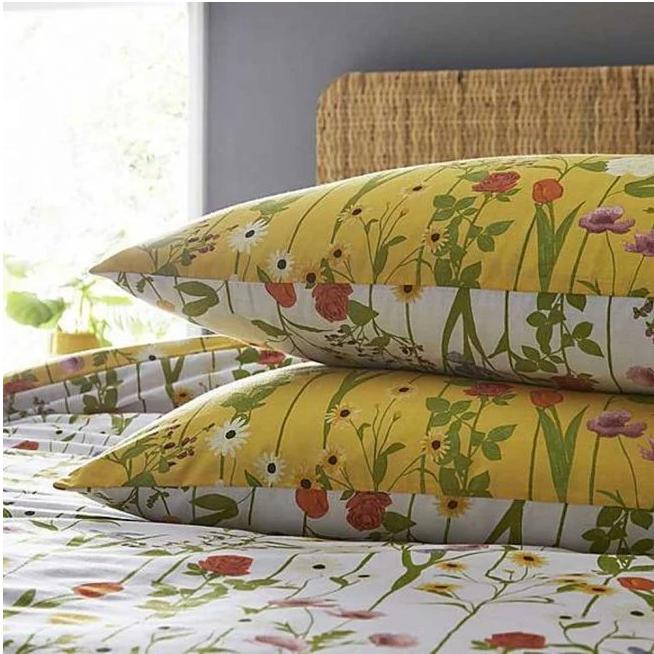 Floral Bed Linen