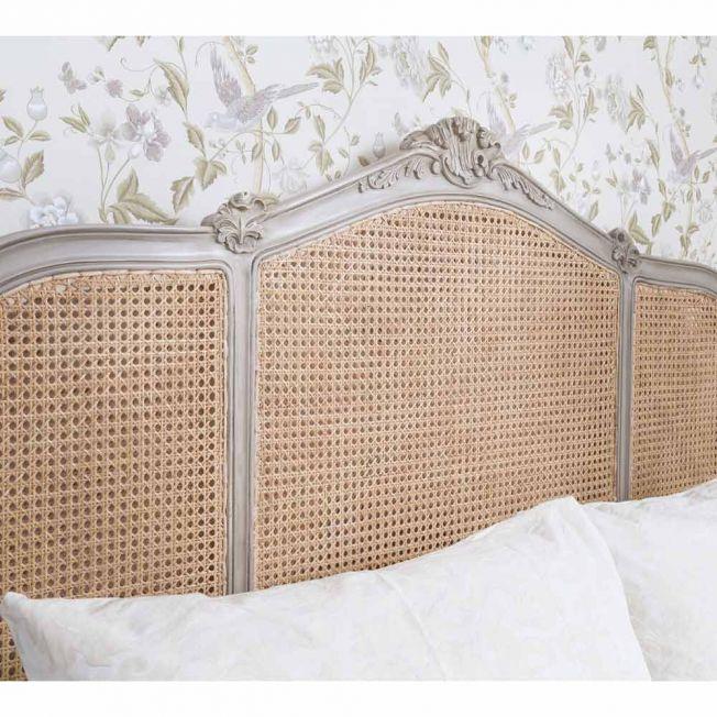 Rattan Bed Frame